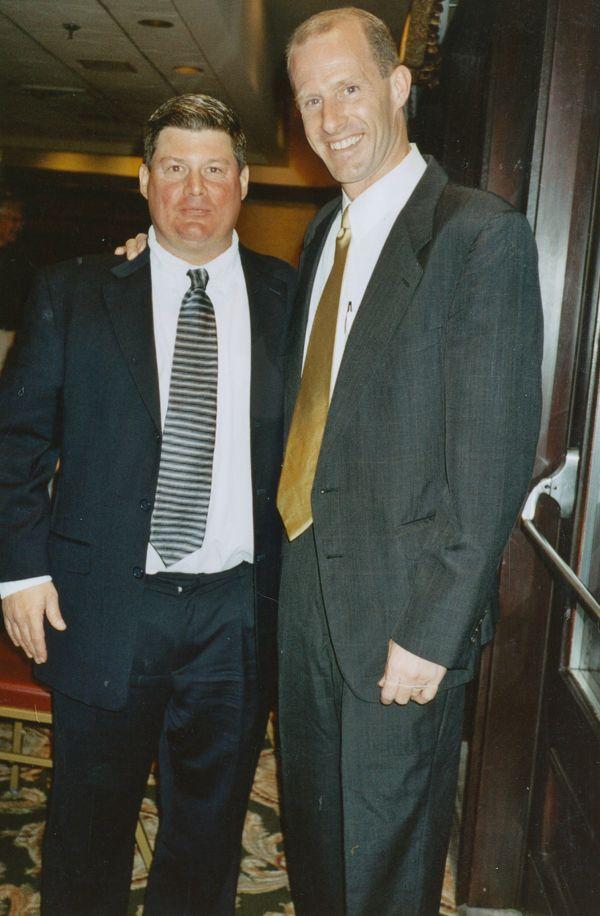 Jon Baker and Matt Gilson