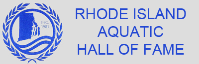 Rhode Island Aquatic Hall of Fame Logo